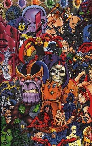 9780871359445: The Infinity Gauntlet