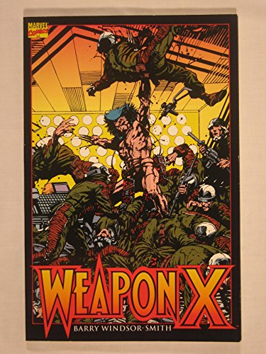 9780871359469: Weapon X (wolverine) (Marvel Comics) (X-Men)