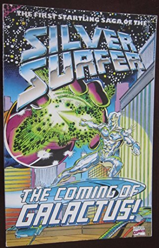 9780871359575: Silver Surfer: The Coming of Galactus (Fantastic Four)