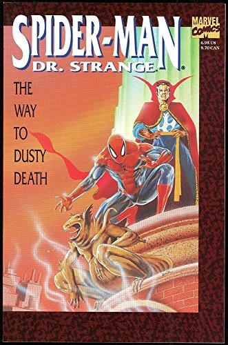 9780871359605: Spider-Man/Doctor Strange: The Way To Dusty Death (Spider-Man)