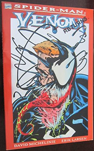Spider-Man: Venom Returns (Marvel comics)