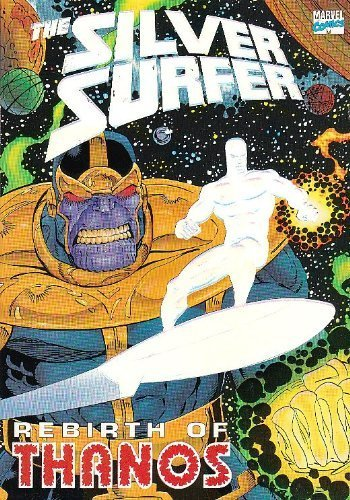 9780871359681: Silver Surfer: Rebirth of Thanos