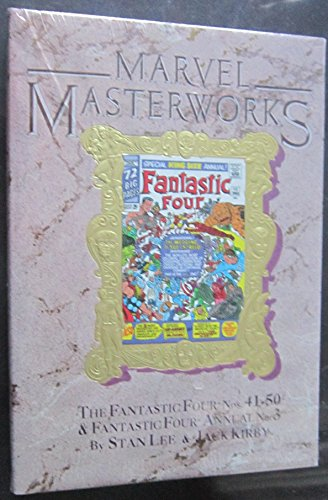 9780871359902: Marvel Masterworks Volume: The Fantastic Four Volume 25. Reprinting the Fantastic Four Nos. 41-50 &