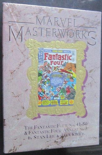 9780871359902: Marvel Masterworks Volume: The Fantastic Four Volume 25. Reprinting the Fantastic Four Nos. 41-50 &