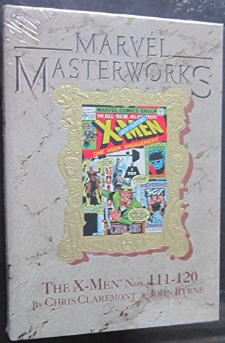 9780871359919: Marvel Masterworks The X-Men Nos. 111-120 (#24)