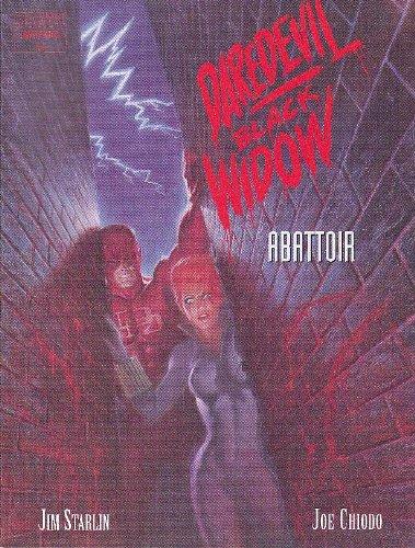 9780871359940: Daredevil/Black Widow: Abattoir