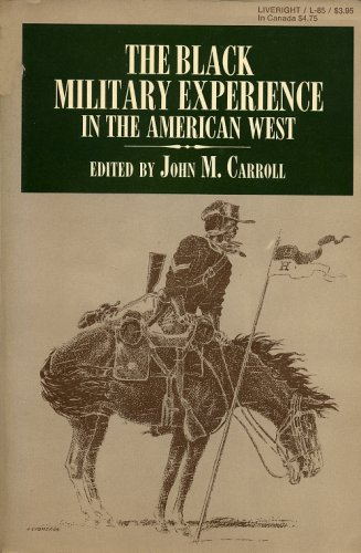 9780871400901: The Black Military Experience in the American West