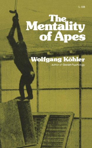 9780871401083: The Mentality of Apes