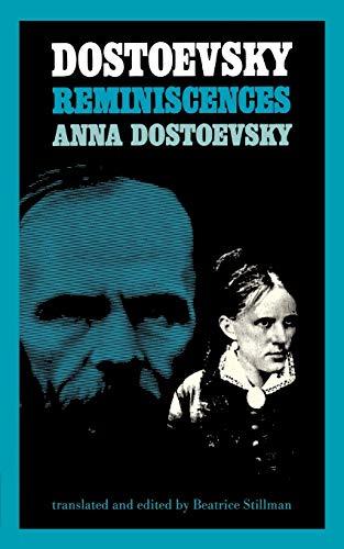 9780871401175: Dostoevsky: Reminiscences