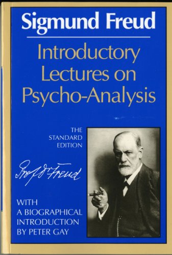 Introductory Lectures on Psychoanalysis: Freud, Sigmund; Strachey,