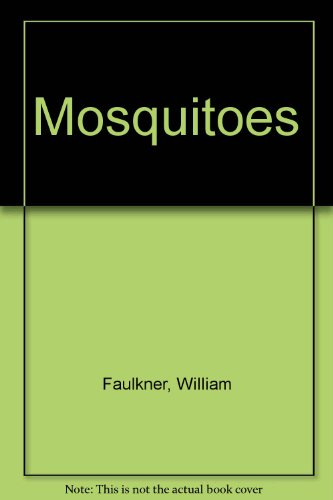 9780871401335: Mosquitoes