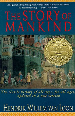 9780871401564: The Story of Mankind (A Liveright Book)