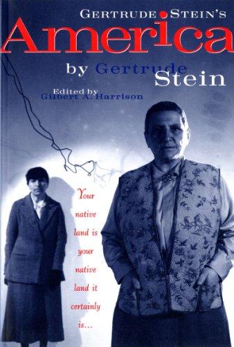 Gertrude Stein's America: Gertrude Stein