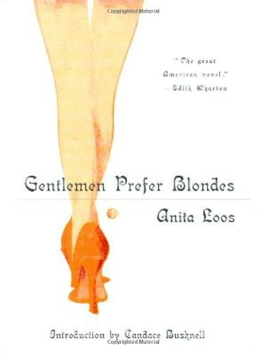9780871401700: Gentlemen Prefer Blondes: The Illuminating Diary of a Professional Lady