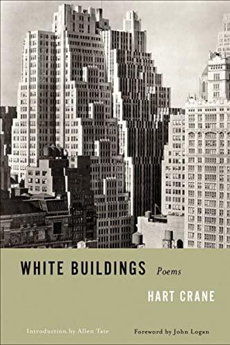 9780871401793: White Buildings: Poems
