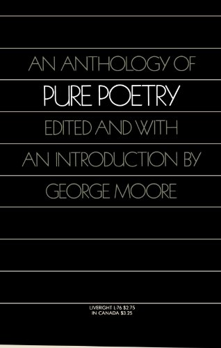 9780871402769: An Anthology of Pure Poetry