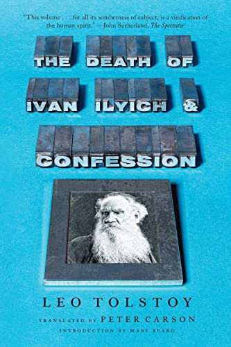 9780871402998: The Death of Ivan Ilyich and Confession
