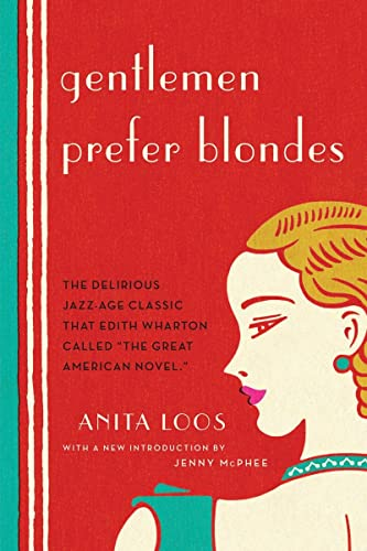 Gentlemen Prefer Blondes (Paperback)