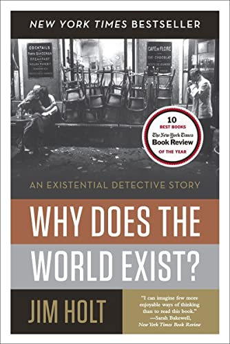 9780871403599: Why Does the World Exist?: An Existential Detective Story