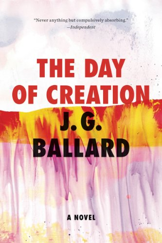 9780871404046: The Day of Creation: A Novel