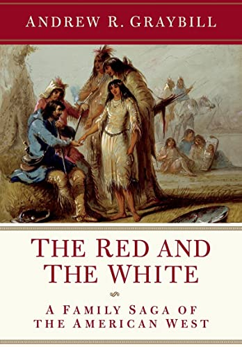9780871404459: The Red and the White: A Family Saga of the American West