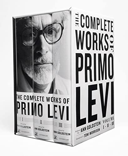 9780871404565: The Complete Works of Primo Levi