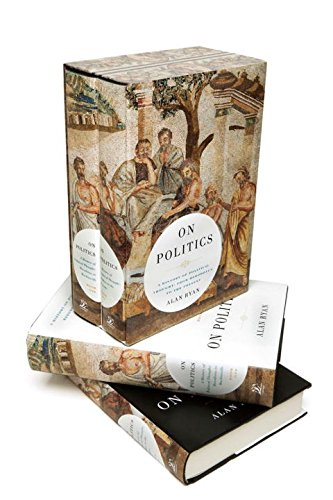 9780871404657: On Politics: A History of Political Thought from Herodotus to the Present (2 Vol. Set)