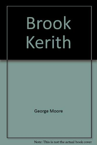 9780871405074: Brook Kerith