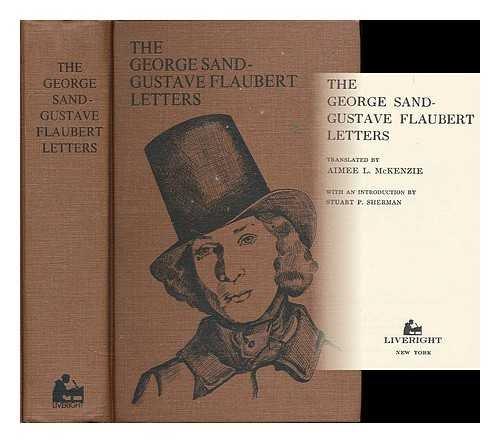 The George Sand-Gustave Flaubert letters: George Sand