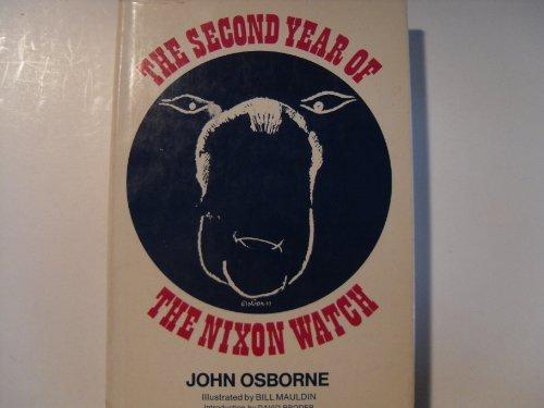 The second year of the Nixon watch: John Osborne