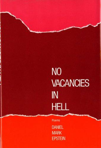 9780871405746: No Vacancies in Hell: Poems