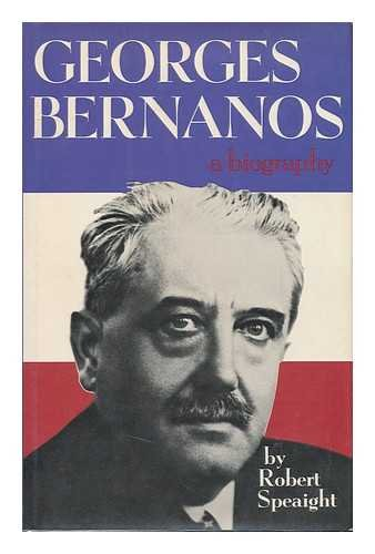 9780871405838: Georges Bernanos;: A study of the man and the writer