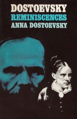 9780871405920: Dostoevsky Reminiscences (English and Russian Edition)