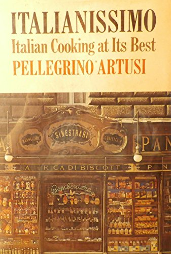 9780871405968: Italianissimo: Italian Cooking at Its Best