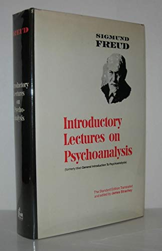 9780871406378: Introductory Lectures on Psychoanalysis