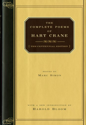 9780871406569: The Complete Poems of Hart Crane: The Centennial Edition