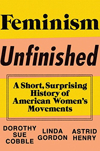 9780871406767: Feminism Unfinished: A Short, Surprising History of American Women8217;s Movements