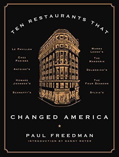 9780871406804: Ten Restaurants That Changed America