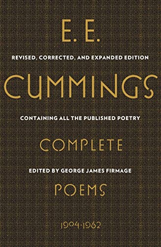 9780871407108: e. e. cummings: Complete Poems, 1904-1962 (Liveright Classics)