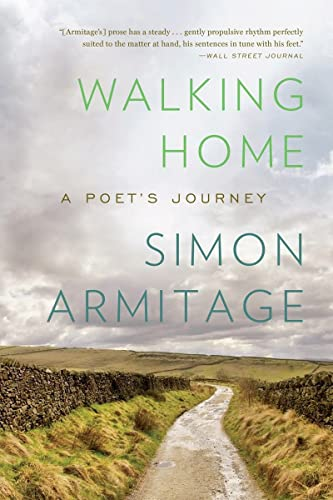 9780871407436: Walking Home: A Poet's Journey