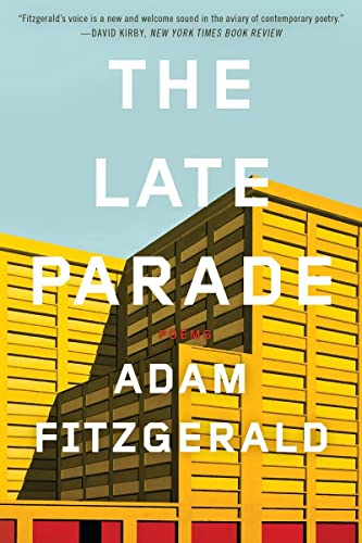 9780871407948: The Late Parade: Poems
