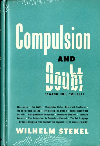 9780871408457: Compulsion and Doubt (v. 1 & 2)