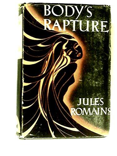 9780871408556: Body's Rapture