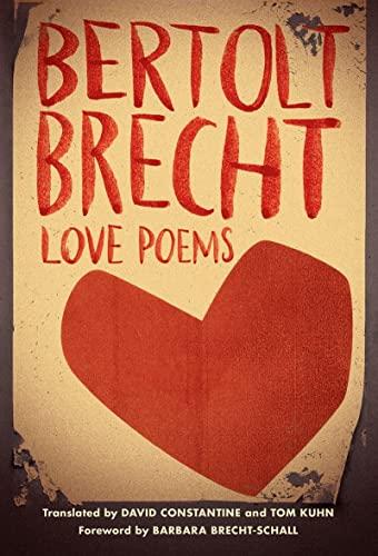 9780871408563: Love Poems