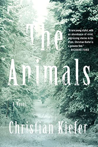 The Animals (Signed First Edition): Kiefer, Christian