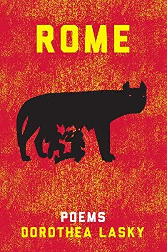 9780871409393: Rome - Poems