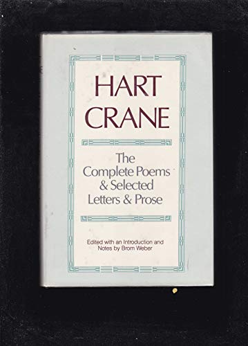9780871409591: Complete Poems of Hart Crane