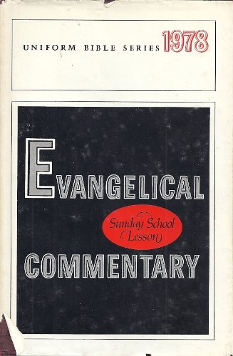 9780871482884: EVANGELICAL SUNDAY SCHOOL LESSON COMMENTARY--26th Annual Volume