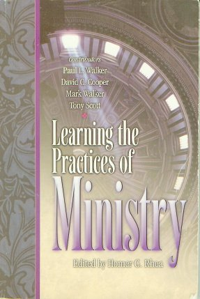 9780871485380: Learning the Practices of Ministry