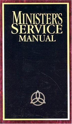 9780871485847: Ministers Service Manual